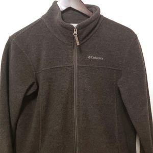 Columbia Jackets & Coats - 🍀Columbia Women's Gray XL Full Zip Fleece Jacket